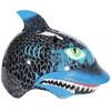 C-Preme Raskullz Shark Attax Lapset Pyöräilykypärä , sininen/musta